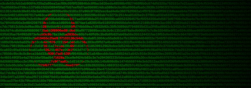 Ransomware breakout